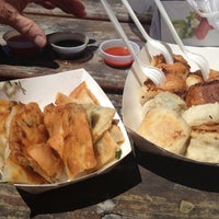 Photo taken at Fort Mason Farmers' Market by Katie P. on 5/19/2013