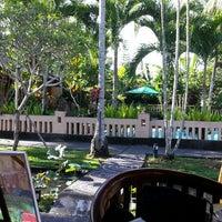 Photo taken at Saren Indah Hotel by Ryan n. on 12/13/2013