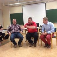 Photo taken at Kiljavanranta by Vesa M. on 2/20/2014