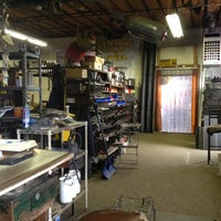 Photo taken at Central Iron & Steel by Amanda O. on 3/26/2013