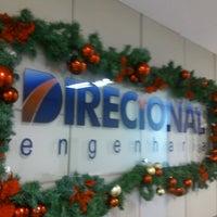 Foto tomada en Direcional Engenharia por Fabricio G. el 11/21/2012