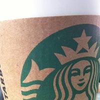 Photo taken at Starbucks by Natasha H. on 1/3/2013