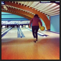 Photo taken at Torhout Bowling Center by Lien D. on 10/13/2013