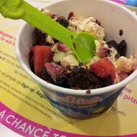 Photo taken at Menchies by Elizabeth M. on 2/21/2013