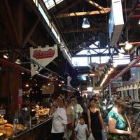 Photo taken at Granville Island Public Market by Ofilio S. on 7/13/2013