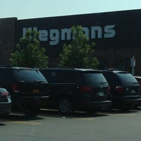 Photo taken at Wegmans by Brock B. on 6/23/2013