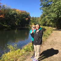 Photo taken at Mine Falls Park by Paul M. on 10/10/2016