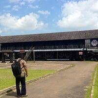 Photo taken at Rumah Adat Betang by M. Siddik B. on 3/7/2013