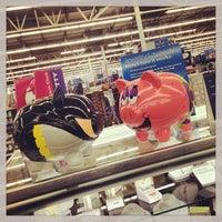 Photo taken at Walmart Supercenter by Cody M. on 4/29/2013