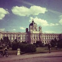 Das Foto wurde bei Kunsthistorisches Museum Wien von Charlie J. am 7/20/2013 aufgenommen