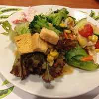 Photo taken at Sizzler by NongMam K. on 12/28/2012
