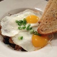 Photo taken at Friedman's Lunch by Vicki Jeehee K. on 1/28/2013