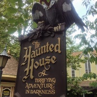 Photo taken at Haunted House by Andrew A. on 9/1/2013