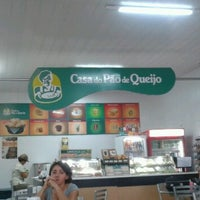 Photo taken at Casa do Pão de Queijo by Dulce I. on 4/2/2013