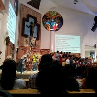 Photo taken at Catholic Church of the Holy Trinity by Selani H. on 12/24/2012