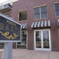 Photo taken at Pizzeria Basta by Denver Westword on 8/5/2014
