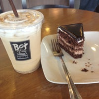 Photo taken at Bo's Coffee by Kersee Catherine L. on 4/25/2013