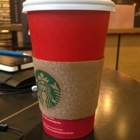 Photo taken at Starbucks by Nelly M. on 11/17/2015
