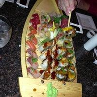 Photo taken at Land of Sushi by K-10 S. on 12/29/2012