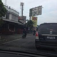 Photo taken at Perempatan Ring Road Gejayan by Ayu N. on 6/21/2013