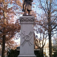 Photo taken at Church Square Park by Tom on 11/23/2012
