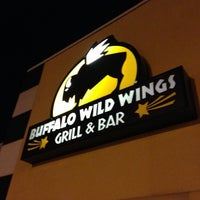 Photo taken at Buffalo Wild Wings by Chris M. on 9/28/2012