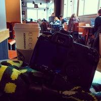 Photo taken at Starbucks by Derek W. on 2/8/2014