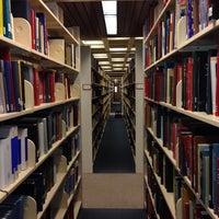 Photo taken at Homer Babbidge Library by Yuşa Ş. on 10/27/2013
