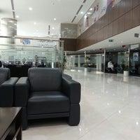 Photo taken at Al Jazira Bank . Head Office   بنك الجزيرة by Mamdooh A. on 7/8/2013