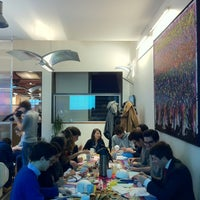 Photo taken at faberNovel by Yael R. on 12/4/2012