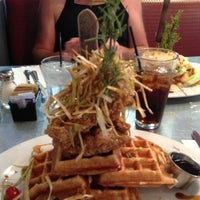 Photo taken at Hash House A Go Go by Mark on 5/9/2013