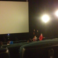 Photo taken at Cines ABC by Estefania A. on 1/2/2013