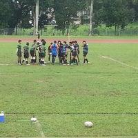 Photo taken at CCAB Stadium by KýlęAārön🌹 ك. on 8/14/2014