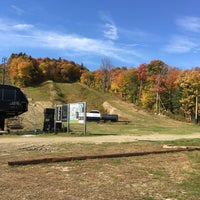 Photo taken at Carinthia Parks at Mount Snow by Doug S. on 10/13/2016