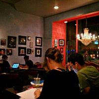 Photo taken at Lestat's Coffee House by Erik W. on 9/3/2013