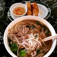 Photo taken at Pho Huy by Dominic W. on 3/23/2015
