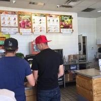 Photo taken at Jamba Juice Park Central by Chad Michael L. on 4/19/2016