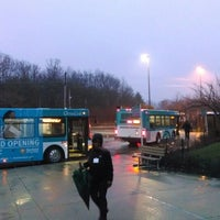 Photo taken at PRTC Transit Center by Chris S. on 1/10/2014