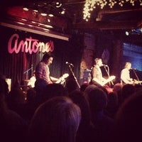 Photo taken at Antone's by Amanda H. on 2/23/2013