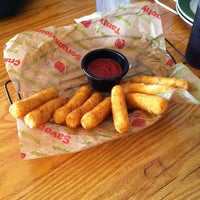 Photo taken at Applebee's by Courtney L. on 12/31/2012