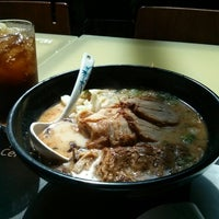 Photo taken at Ajisen Ramen by Will M. on 10/2/2013