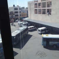 Photo taken at Terminal de Autobuses ATAH by Dan G. on 1/29/2013