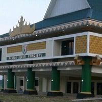 Photo taken at Kantor Bupati Pringsewu by Diann N. on 9/14/2013