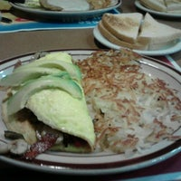Photo taken at Denny's by Lia K. on 5/9/2013
