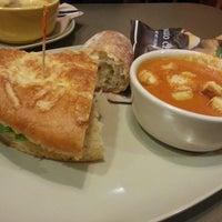 Photo taken at Panera Bread by Smuel Z. on 2/26/2013