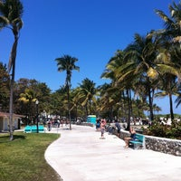 Photo taken at South Beach by Kyle W. on 3/14/2013