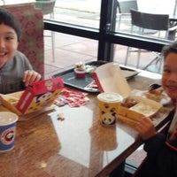 Photo taken at Panda Express by Joy S. on 1/5/2013
