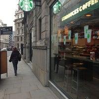 Photo taken at Starbucks by Sarah D. on 1/8/2013