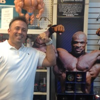 Photo taken at Nutritional Power Center Doral by Joey C. on 8/22/2013