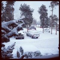 Photo taken at Best Western Ptarmigan Lodge by Craig D. on 3/23/2013